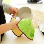 علاقة مناشف المطبخ والاصابة بالتسمم