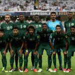منتخب السعودية المتأهل لمونديال روسيا 2018