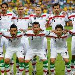 منتخب ايران المتأهل لنهائيات كأس العالم روسيا 2018