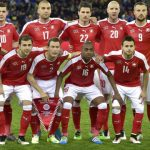 منتخب سويسرا المتأهل لمونديال روسيا 2018