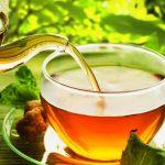 ثلاث منبهات أخرى في الشاي الأخضر غير الكافيين