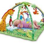 10 قواعد لاختيار ألعاب الرضيع