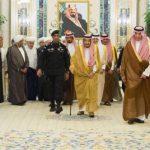كلمة الملك سلمان لـ وفد العلماء المشاركين بمؤتمر أفغانستان