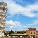 قصة بناء برج بيزا المائل وسبب تسميته بهذا الاسم