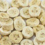 طريقة تخزين الموز في الفريزر