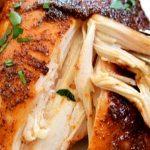 فوائد تناول الدجاج المشوي
