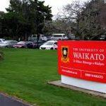 معلومات عن جامعة وايكاتو في نيوزيلندا