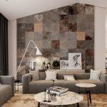 صور أشكال الحوائط الحجرية المميزة للديكور الداخلي حائط-حجري-أحجار-كبير