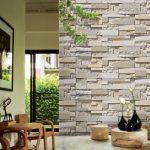 صور أشكال الحوائط الحجرية المميزة للديكور الداخلي حائط-حجري-اوف-وايت-1
