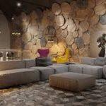 صور أشكال الحوائط الحجرية المميزة للديكور الداخلي حائط-حجري-دوائر-150x