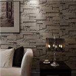 صور أشكال الحوائط الحجرية المميزة للديكور الداخلي حائط-حجري-رمادي-150x