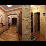 صور أشكال الحوائط الحجرية المميزة للديكور الداخلي حائط-حجري-لعمود-150x