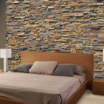 صور أشكال الحوائط الحجرية المميزة للديكور الداخلي حائط-حجري-ملون-150x1