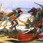 قصة حرب الوردتين أطول حروب انجلترا