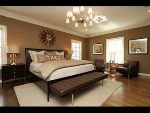 دهان غرفة نوم باللون كافيه المرسال