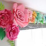 ديكورات منزلية حديثة بأشكال الورود الناعمة