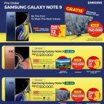 سامسونج Galaxy Note 9 الاسعار الرسمية لجميع النسخ