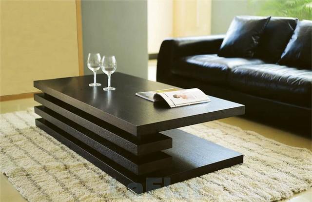 طاولة غرفة معيشة اسود | المرسال