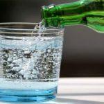 فوائد المياه الغازية للبشرة