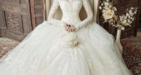 d231013b2 فستان زفاف جيبير | المرسال