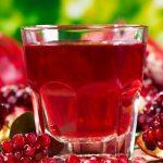 دور عصير الرمان في مكافحة السرطان