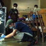 إعصار هارفي محمل بجينات مقاومة للمضادات الحيوية