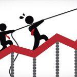 الفرق بين الازمة الاقتصادية والازمة المالية