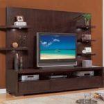 ديكورات جديدة لمكتبة التليفزيون الخاصة بغرف المعيشة