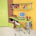 أركان مكتبية بغرفة نوم الطفل و المراهق