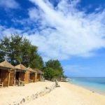 تقرير عن السياحة في جزيرة جيلي مينو بإندونيسيا