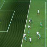 مفهوم التسلل في قانون كرة القدم