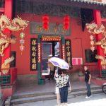 جولة إلى معبد كوان تي في كوالالمبور
