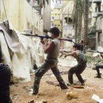 اسباب الحرب الاهلية في لبنان 1982