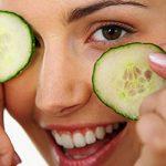 فوائد الخيار في علاج تورم و انتفاخ العيون