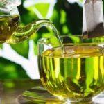 فوائد الشاي الأخضر في علاج الانتفاخ