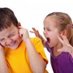 الفرق بين نوبات الغضب عند الولد والبنت