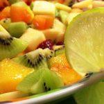 فوائد الفاكهة للأسنان
