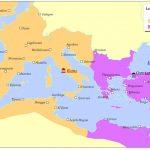 اسباب انقسام الامبراطورية الرومانية