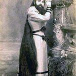 قصة آني جونز المرأة الملتحية