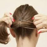 الطريقة الصحيحة لربط الشعر أثناء النوم