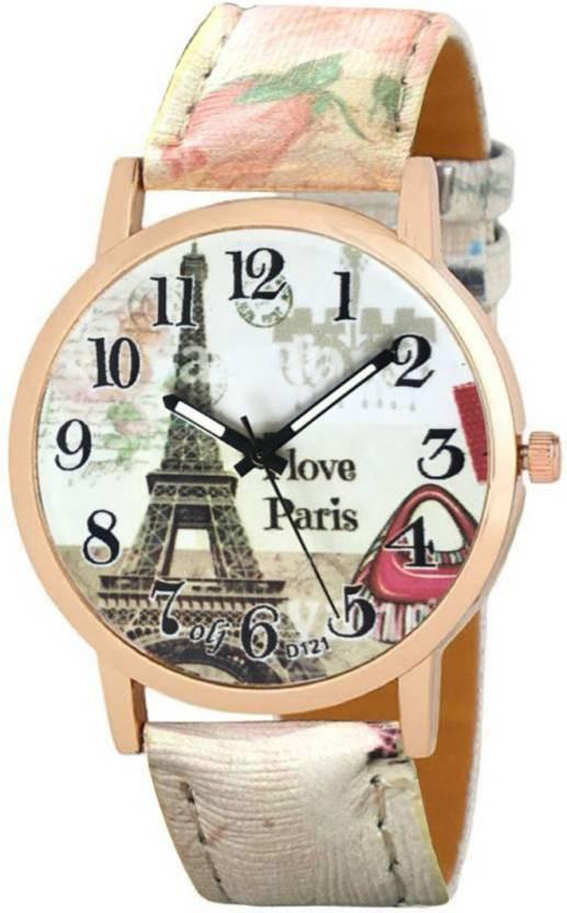 e982fd848 ساعة للبنات باريس | المرسال