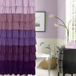 الألوان و الأفكار المتنوعة لستارة حوض الاستحمام
