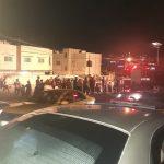 صور حادث الفنان ياسر المصري