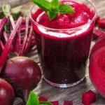 فوائد عصير الشمندر في انقاص الوزن