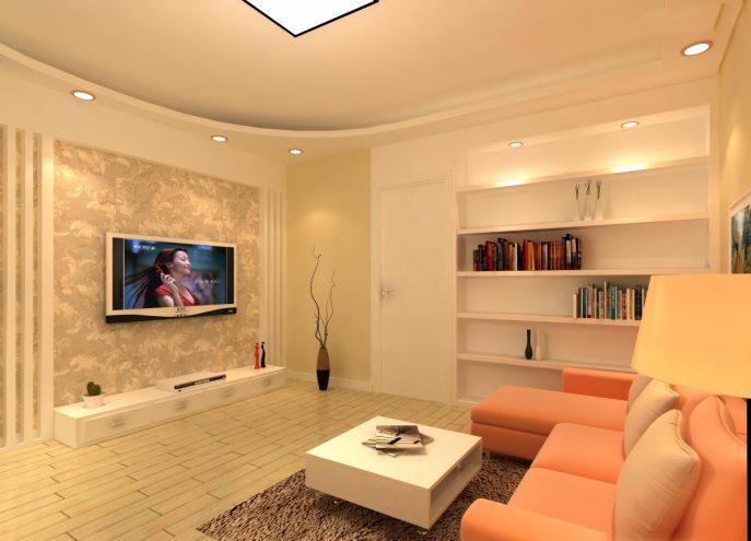 التنوع ميزة غرف المعيشة لعام غرفة-معيشة-