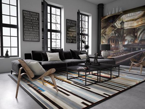 غرفة المعيشة الهادئة لعام 2019 غرفة-معيشة-حديثة-اسو