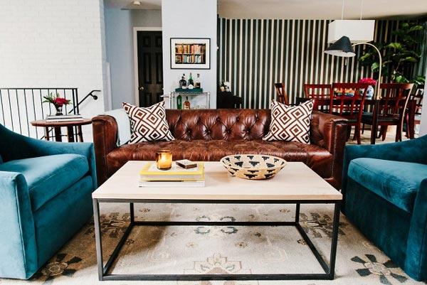 غرفة المعيشة الهادئة لعام 2019 غرفة-معيشة-حديثة-ترك