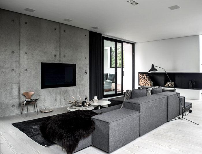 غرفة المعيشة الهادئة لعام 2019 غرفة-معيشة-حديثة-رما