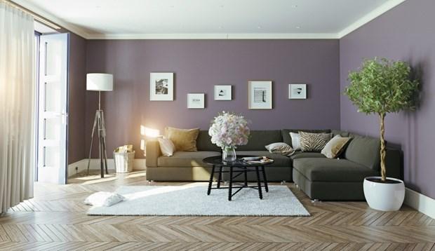 غرفة المعيشة الهادئة لعام 2019 غرفة-معيشة-حديثة-كاف