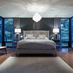 الألوان الهادئة موضة غرف النوم لعام 2019
